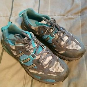 Womens running Adidas shoes size 8.5